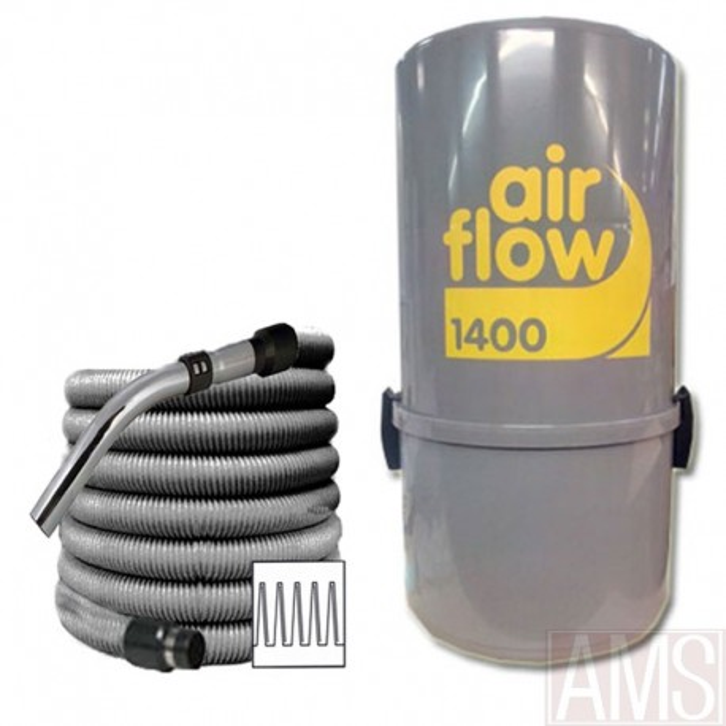 Aspirateur 1400 + Flex 9m direct
