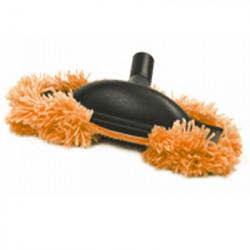 Brosse mop orange speciale parquet