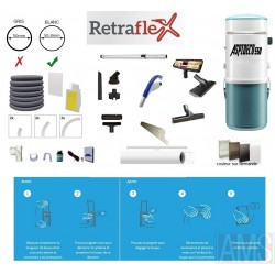 RETRAFLEX PACK ASPIRATION