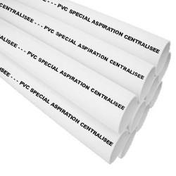 Pvc X 6 spécial aspirateur centralisé