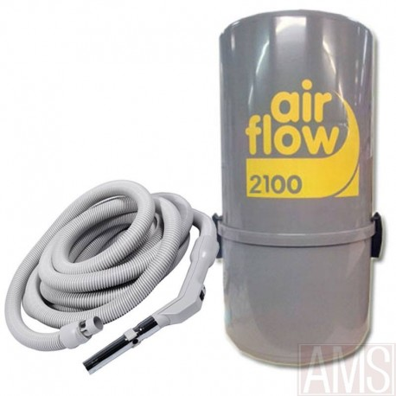 Aspirateur 2100 + Flex 9m ON-OFF luxe Plastiflex