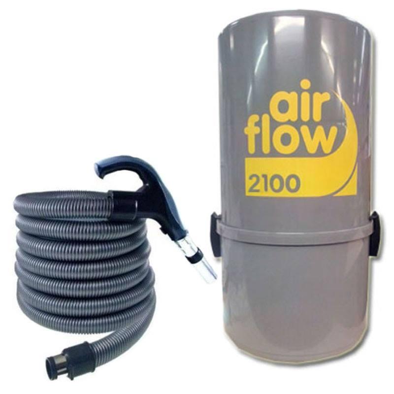 Aspirateur 2100 + Flex 9m on-off
