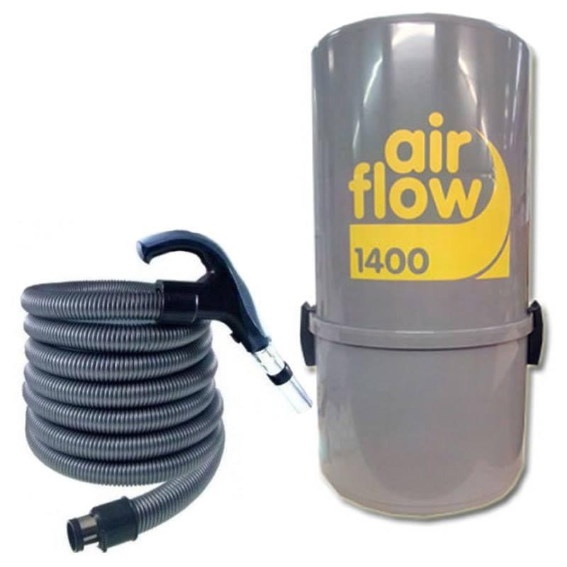Aspirateur 1400 + Flex 9m on-off