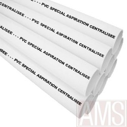 Pvc X 15 spécial aspirateur centralisé