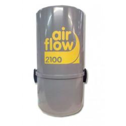 Aspirateur centralisé airflow